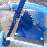 The dredging pump